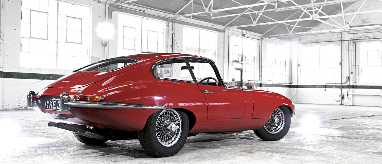 Jaguar Daimler Fan Club Slideshow